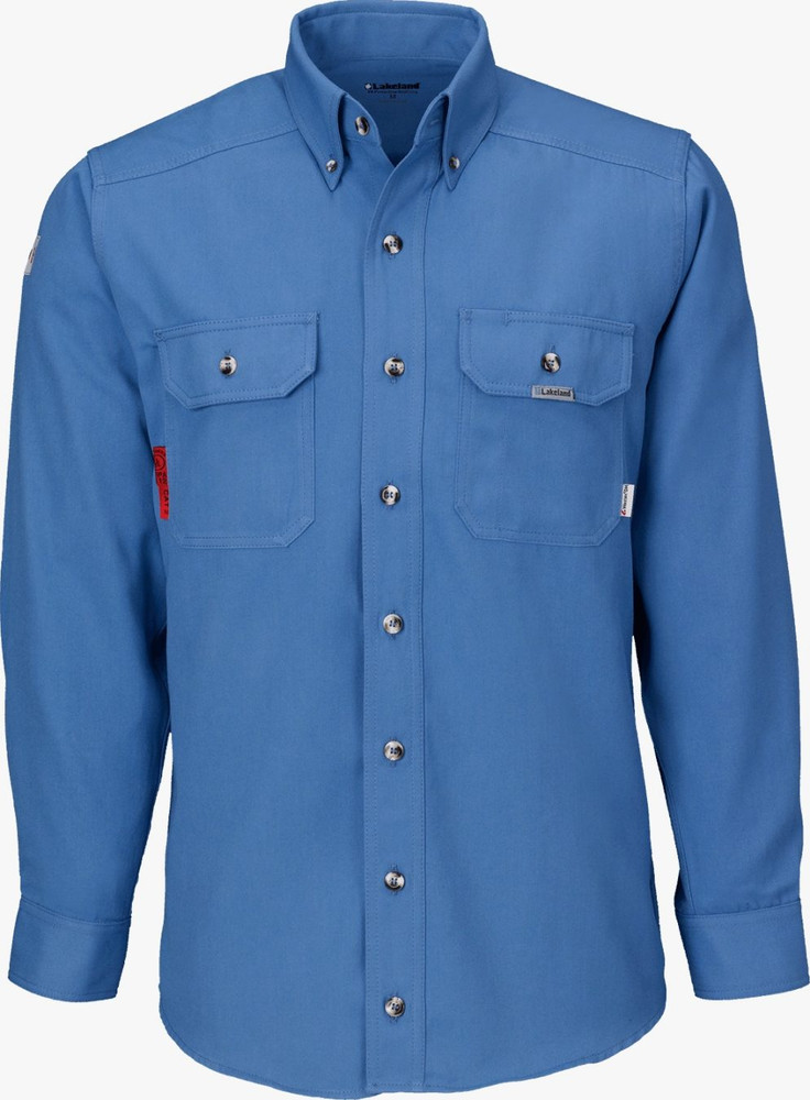 Lakeland 6.5 oz. DH Shirt- Medium Blue