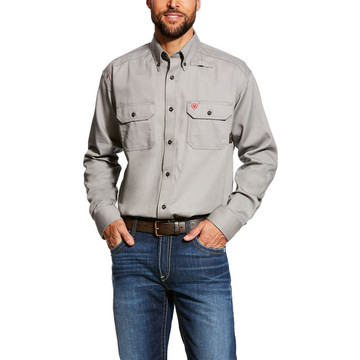 Ariat FR Solid Work Shirt