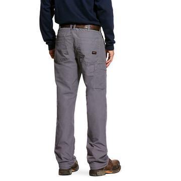 Ariat FR M4 Duralight Ripstop Pant - Gray