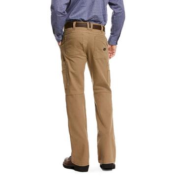 FR M5 Stretch DuraLight Canvas Stackable Straight Leg Pant - Field Khaki