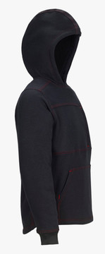 High Performance Zipper-Front FR Hoodie and Free Neck Tube (limited time)
