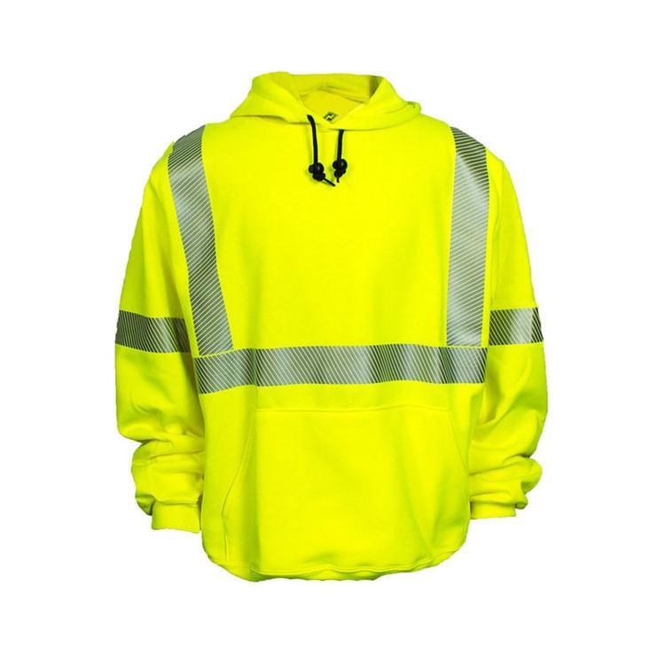 NSA Hi-Vis FR Hooded Pullover Sweatshirt