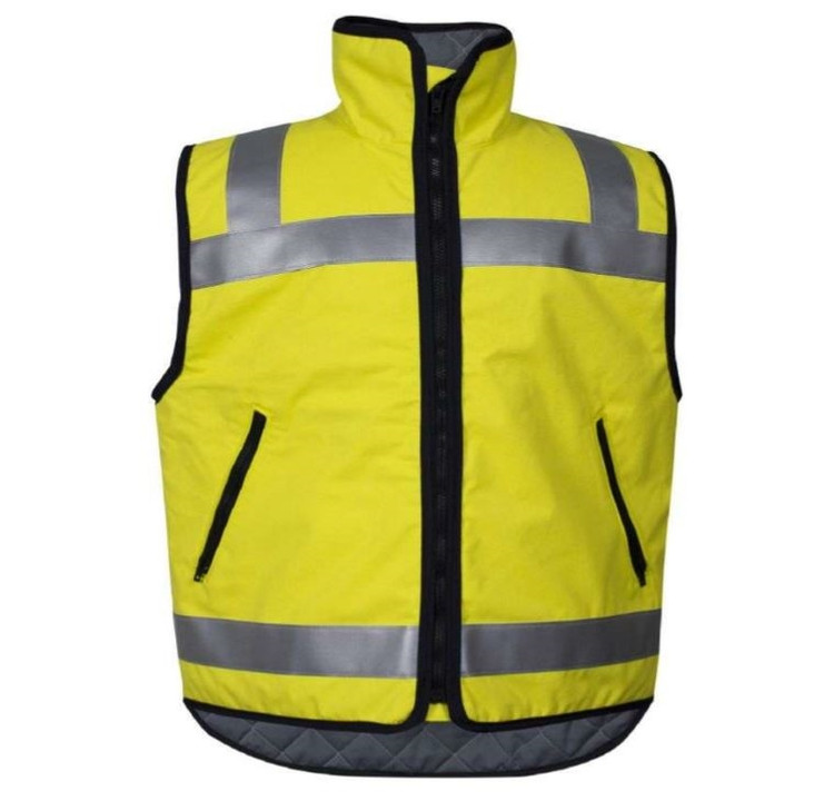 NSA HiViz Insulated FR Vest