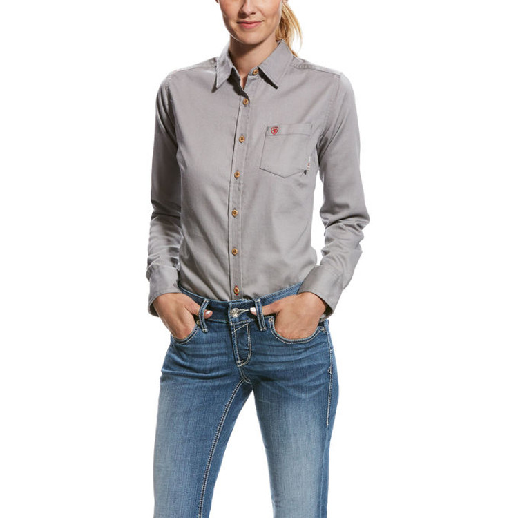 Ariat Women's FR Work Shirt