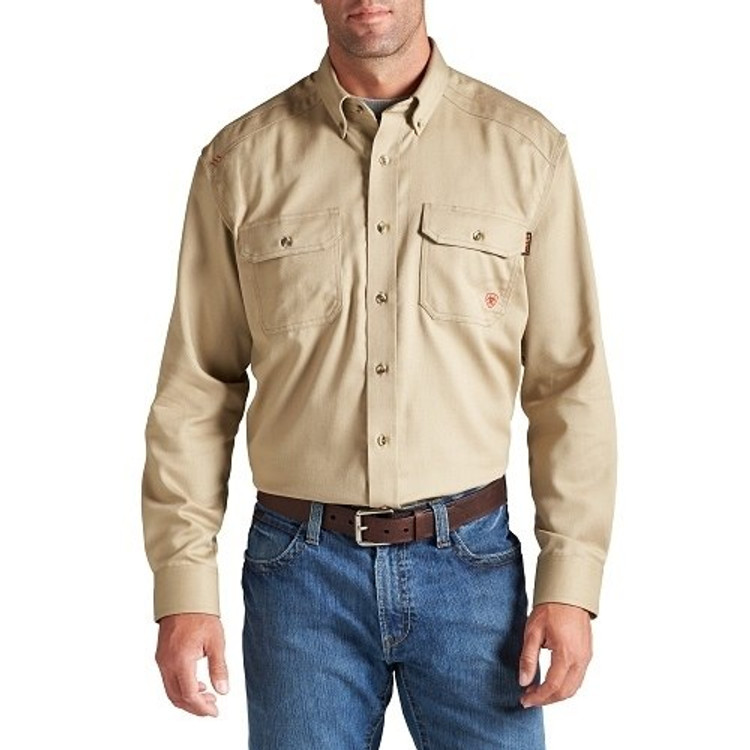 Ariat FR Solid Work Shirt