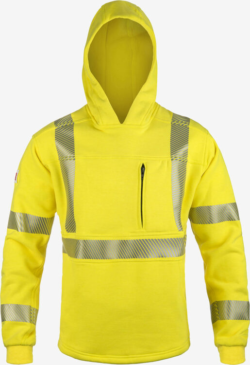 Lakeland High Performance Hi-Vis FR Hoodie