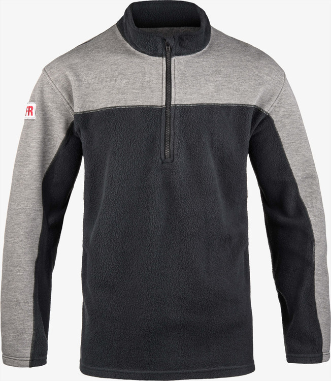 High Performance FR Polar Fleece Quarter Zip Jacket and Free Neck Tube (limited time)