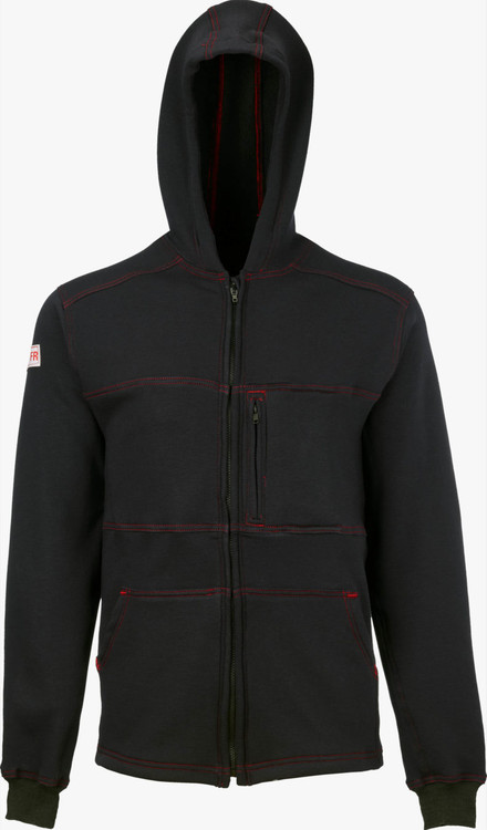 High Performance Zipper-Front FR Hoodie