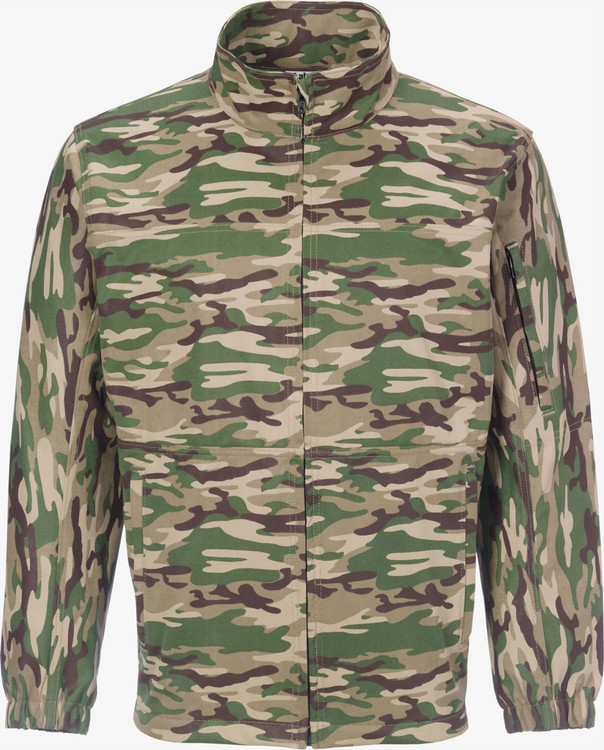 High Performance FR Camo Jacket