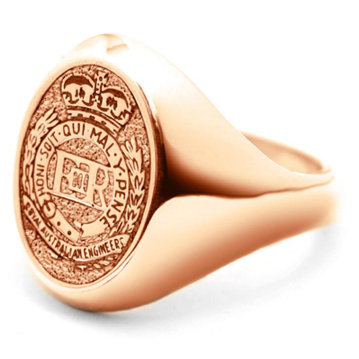 RAE 18ct Rose Gold Ring