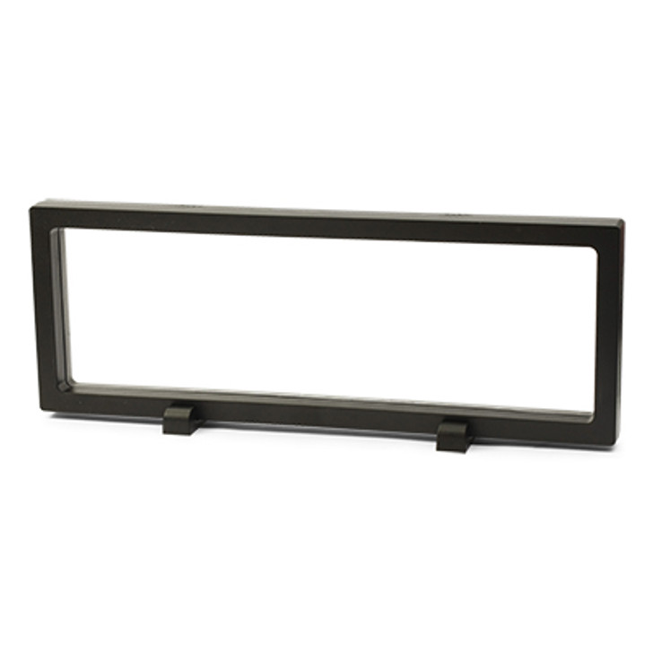 FRAM3D FPress 30x11cm 3D Object Frame Black
