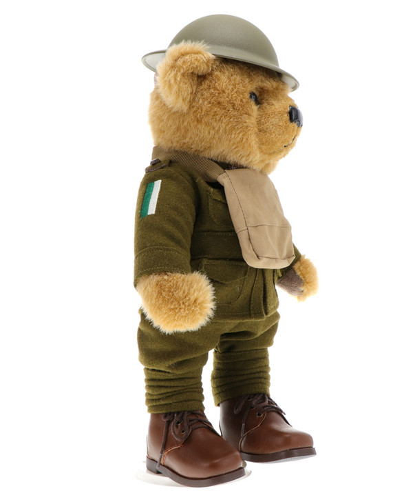 Ltd Ed Lieut. Albert Murray - the Western Front Bear