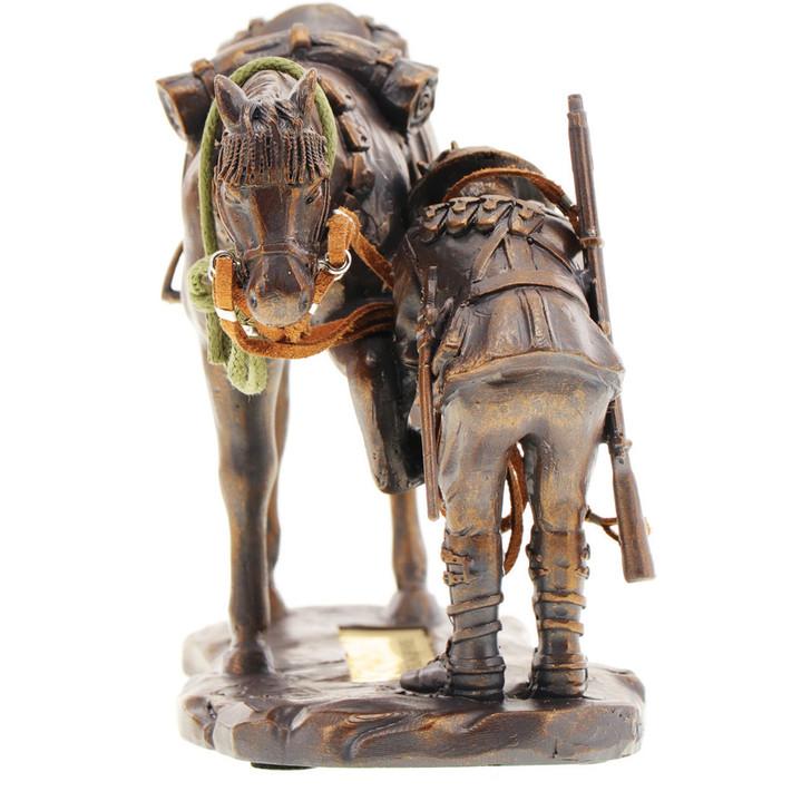 Caring Hands Light Horse Miniature Figurine