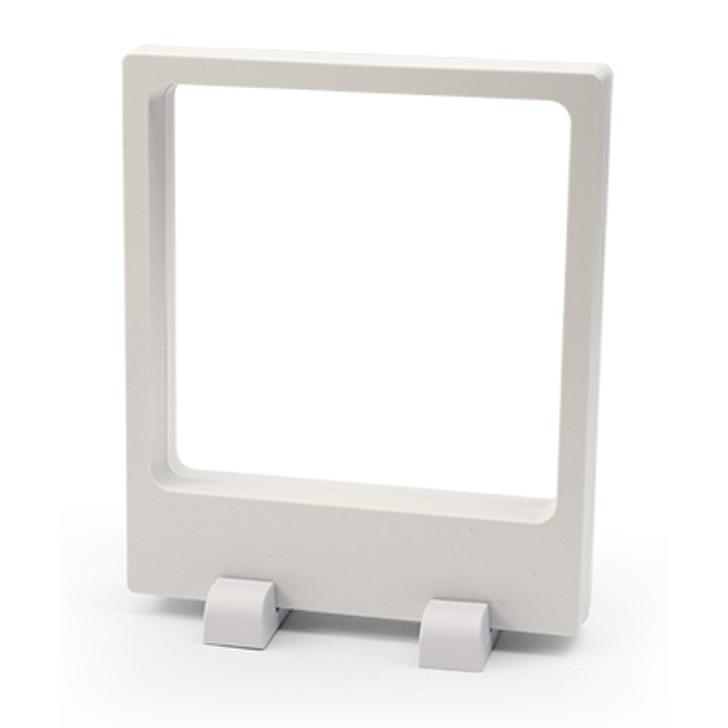 FRAM3D APress 11x13cm 3D Object Frame White
