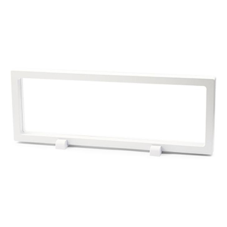 FRAM3D FPress 30x11cm 3D Object Frame White