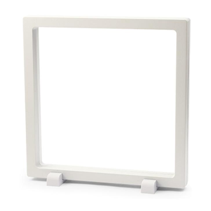 FRAM3D CPress 18x18cm 3D Object Frame White