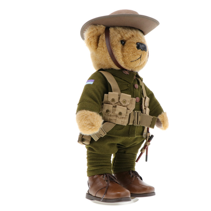 Ltd Ed Pvt Harvey - the Gallipoli Centenary Bear