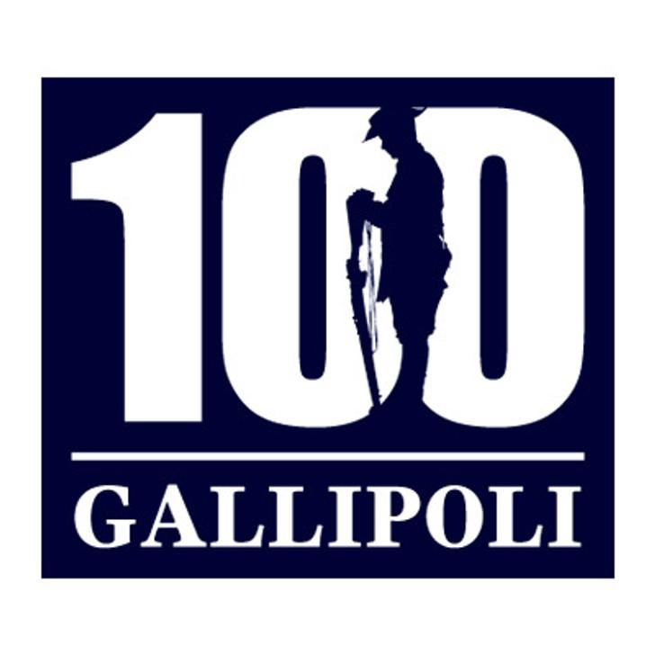 Gallipoli Centenary Fridge Magnet