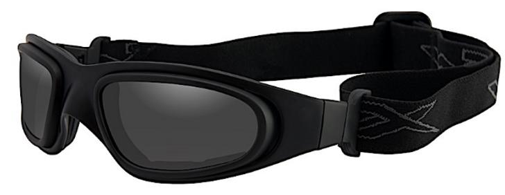 Wiley X SG-1 Two Lens Glasses w/Black Frame