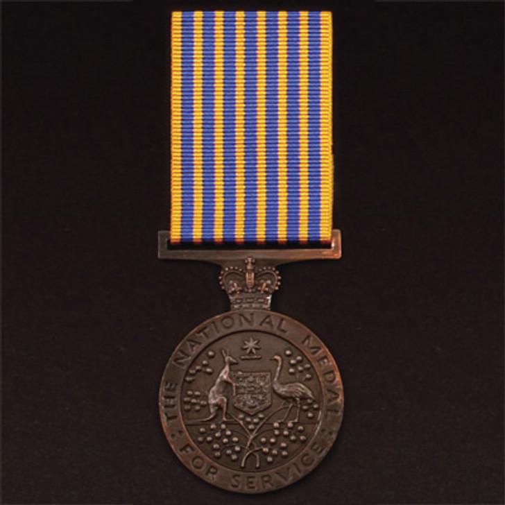 National Medal (medal & ribbon)