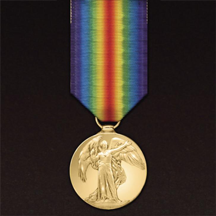 Victory Medal (medal & ribbon)
