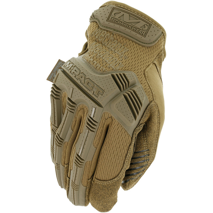 Mechanix M-Pact 3 Gloves -Coyote