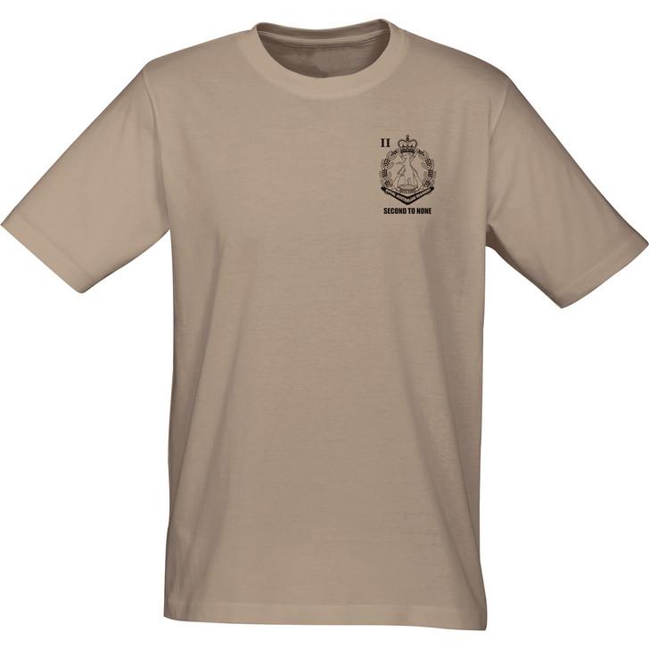 2nd Battalion Royal Australian Regiment (2 RAR) Cotton Undershirt