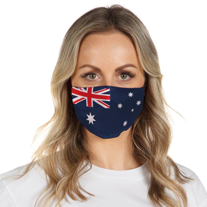 Face mask - Australian Flag
