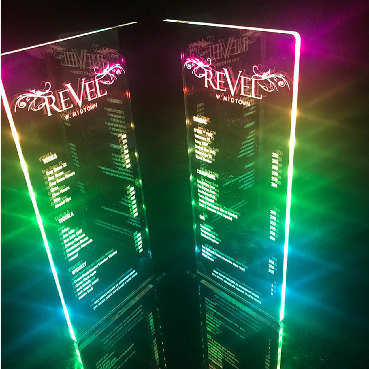 LED Products for Nighclubs and Bars - King of Sparklers