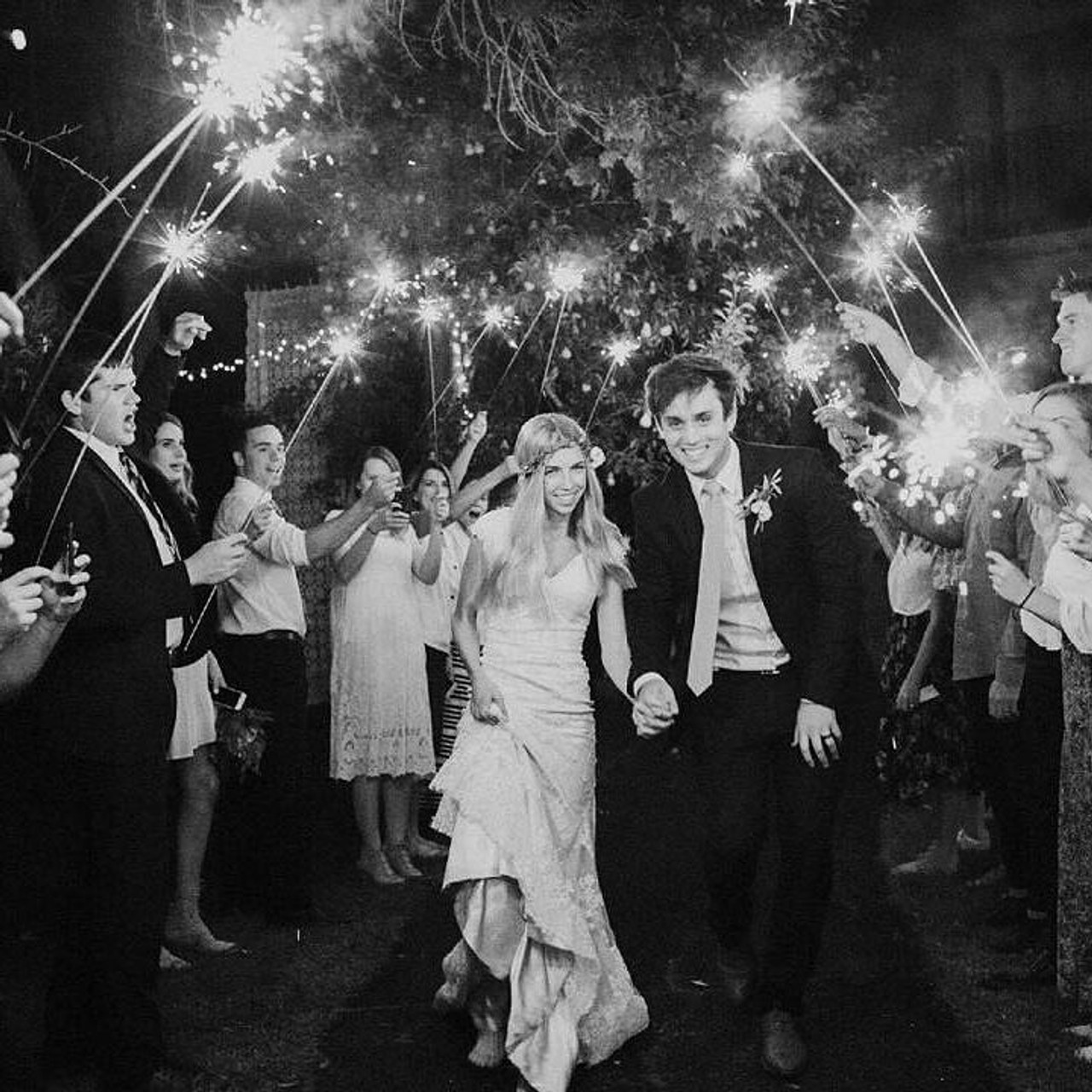 Long Lasting Sparklers For Wedding