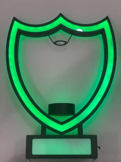 LED Bottle presenter