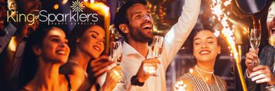 Nightclub Sparklers and Confetti
