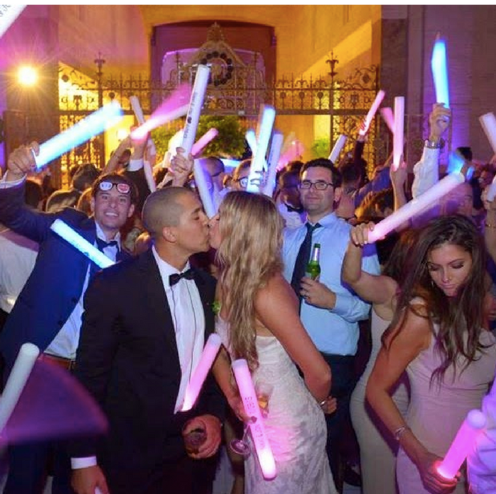 LED_foam_stick_wedding_party_enjoy
