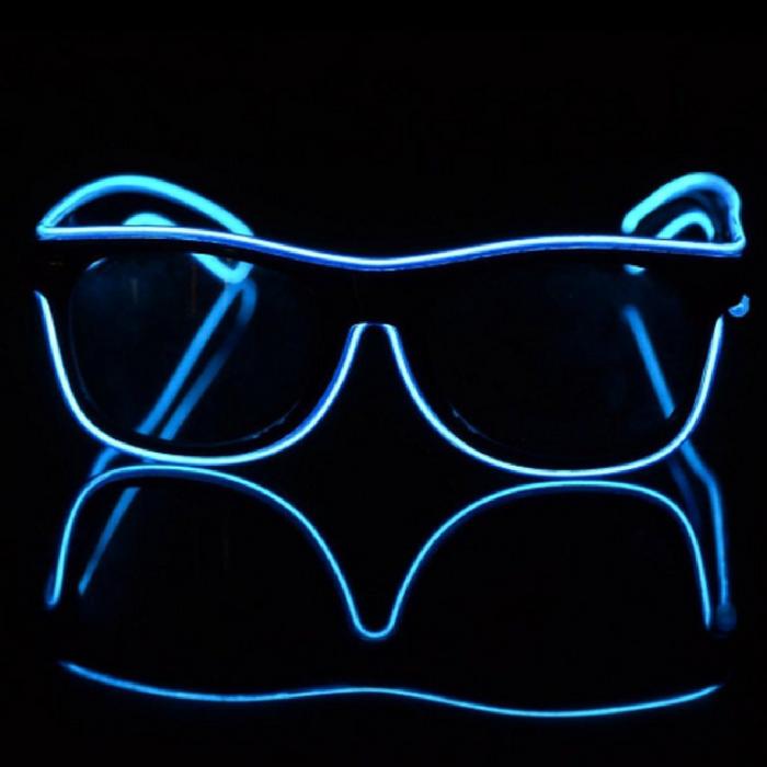 Illuminated Party Shades