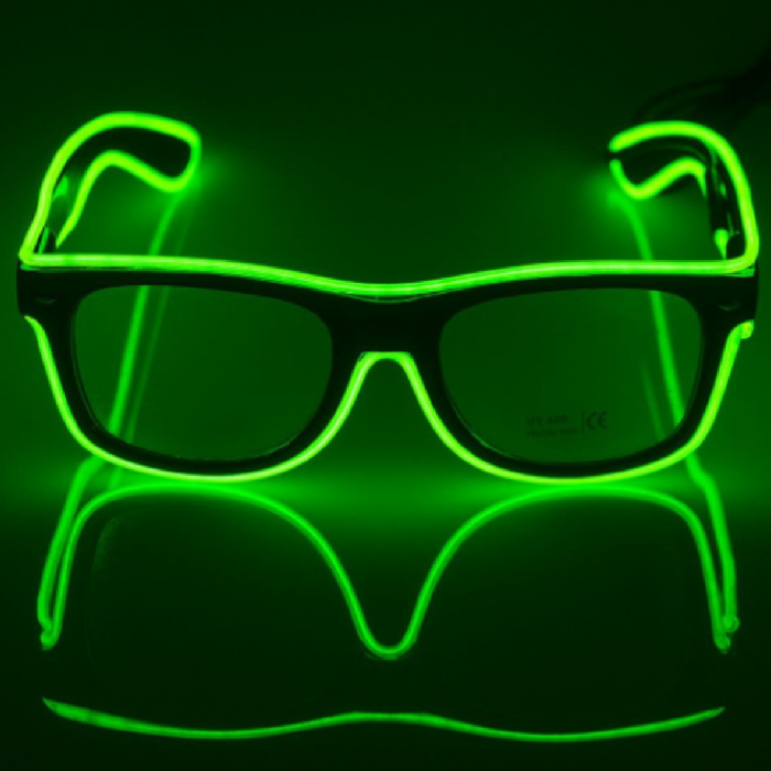 Illuminated Sunglasses