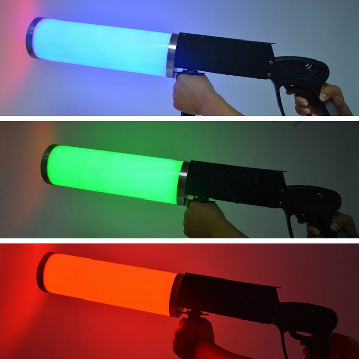 LED co2 Gun