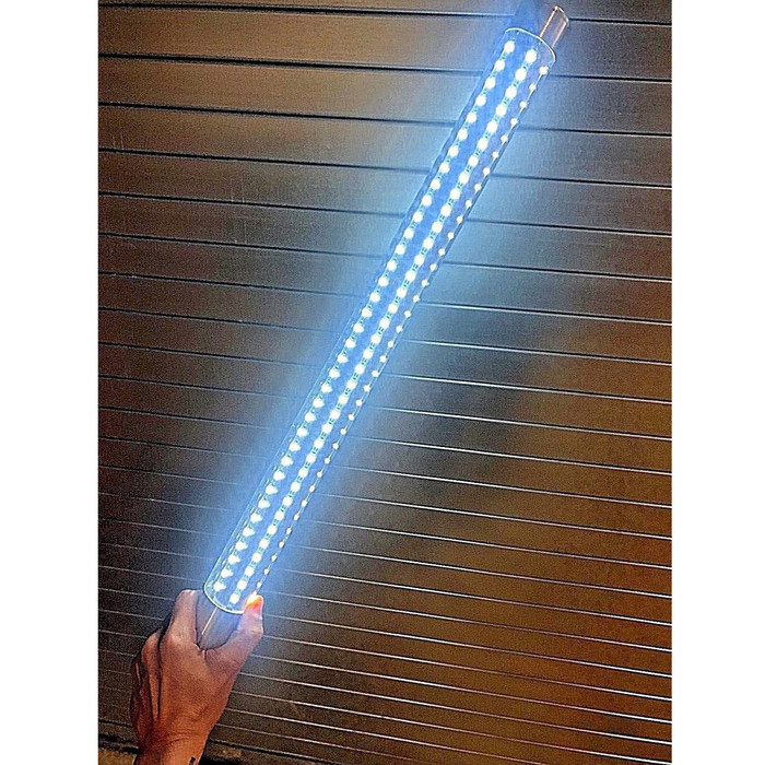 "24"" LED baton & bottle topper - 216 LED's rechargeable"