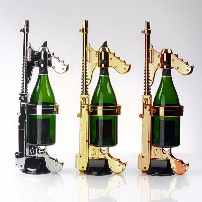 Serving Spout - Champagne Gun Part