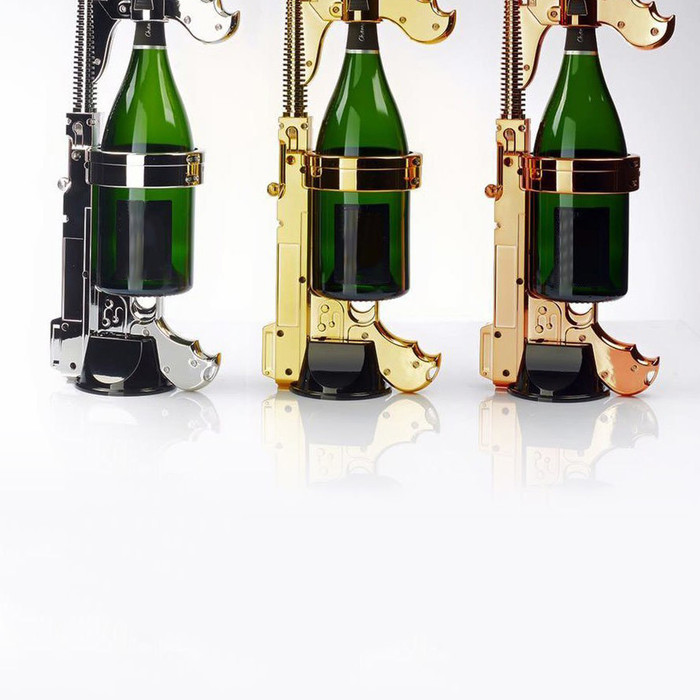 Holder Display Base - Champagne Gun Part