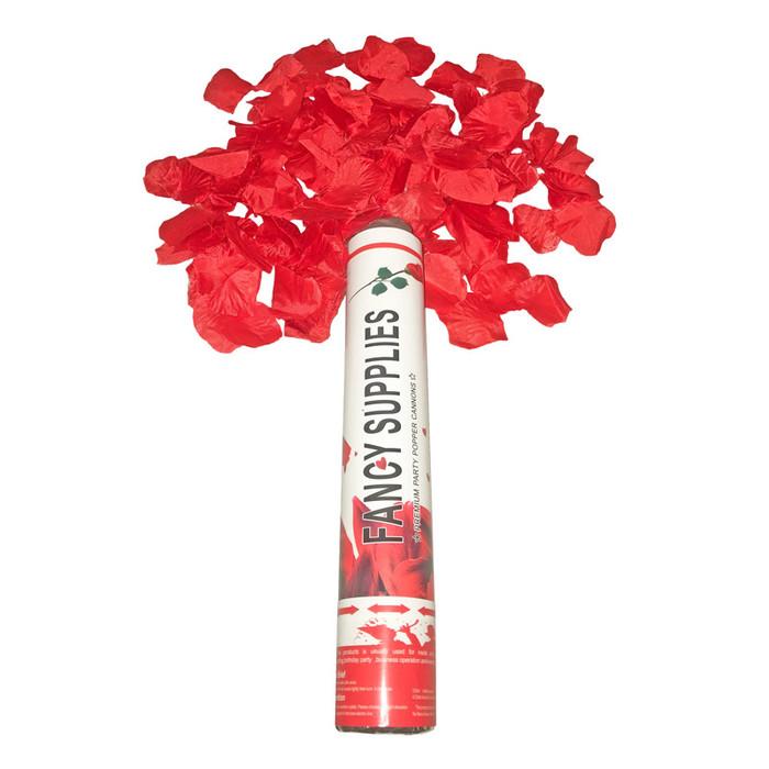 """12"""" Confetti Cannon - Rose Petals"""