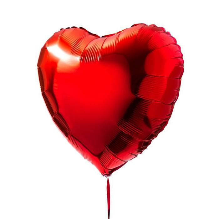 Jumbo 30inch Red Heart Balloon