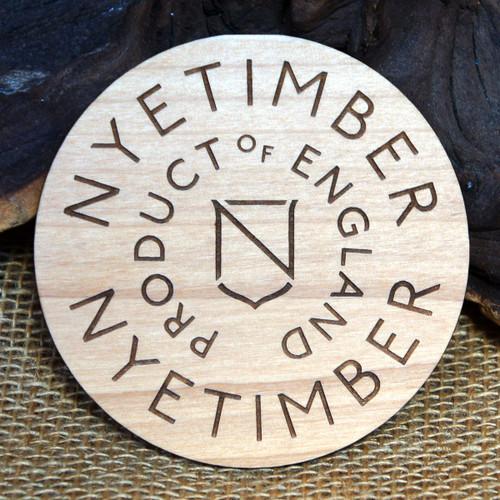 Wooden Engraved Coasters - 3mm Alderwood