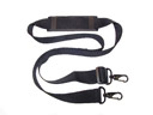 "This is a 1 1/2 inch Strap that can be use for the all Notetakers. Max size is 57"" Min size is 32"" It comes ready with a GPS loop attachment. At the end of the strap are two metal swivel clips that secure to your notetakers"