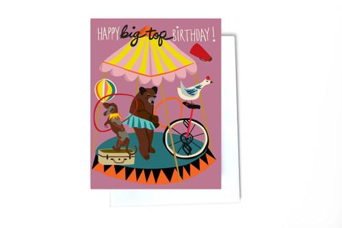 Happy Birthday - Big Top