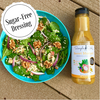 Simple Girl Organic Sweet Mustard dressing is sugar-free and fat-free.