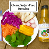 Simple Girl's Organic Sweet Mustard sugar-free dressing is a clean, oil-free and has no MSG. Perfect dressing for almost all diets like Nutrimost, Shape Reclaimed, Keto, Weight Watchers, HCG, and more!