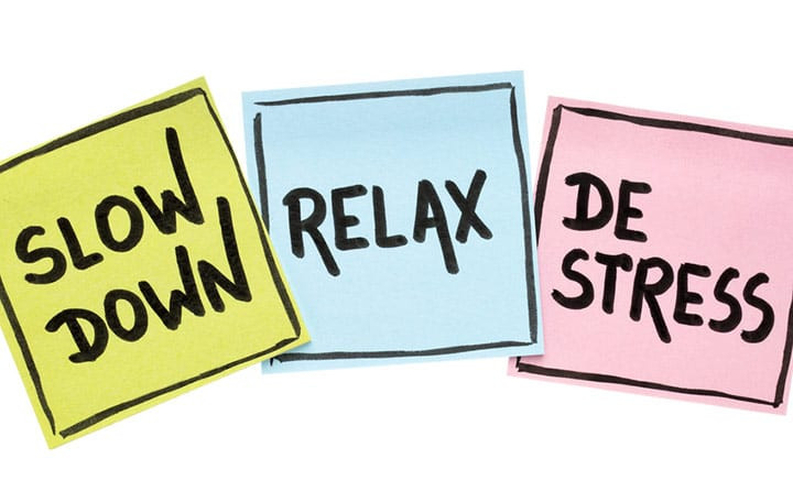 9 Tips to De-stress Your Life