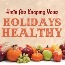 9 Ways to Stay Healthy During the Busy Holiday Season