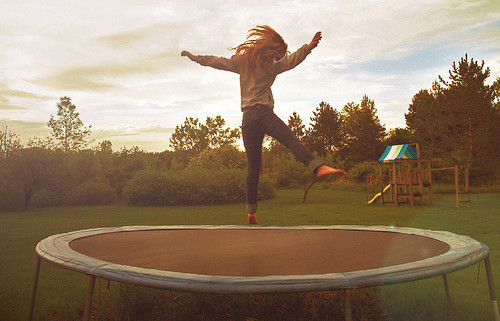 ​5 Benefits of Jumping on the Trampoline