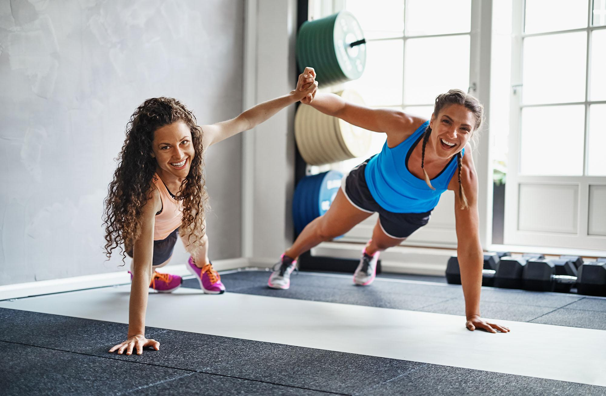 5 Tips for Finding the Perfect Workout Buddy